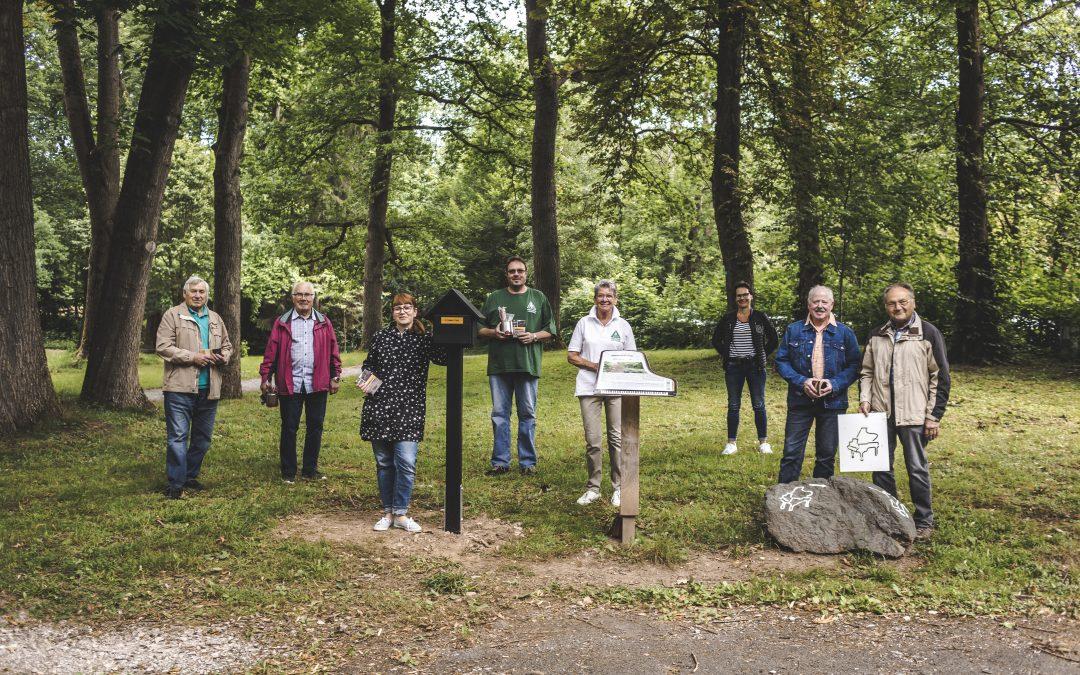 Stadtmarketing Seesen eG bedankt sich bei den Harzklub Zweigvereinen Seesen, Lautenthal und Wolfshagen.